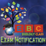 Notification of CSIR JRF NET, Life Science Examination