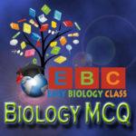 mcq biology