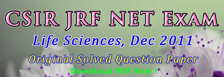 how to prepare for csir net life science