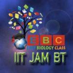 how to qualify IIT JAM BT?