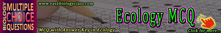Ecology Quizzes