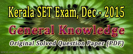 GK questions for SET Exam