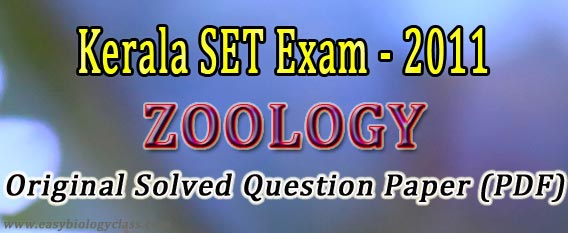 Solved Questions Papers of SET Examination