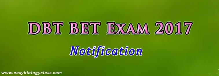 BET 2017 Online Examination
