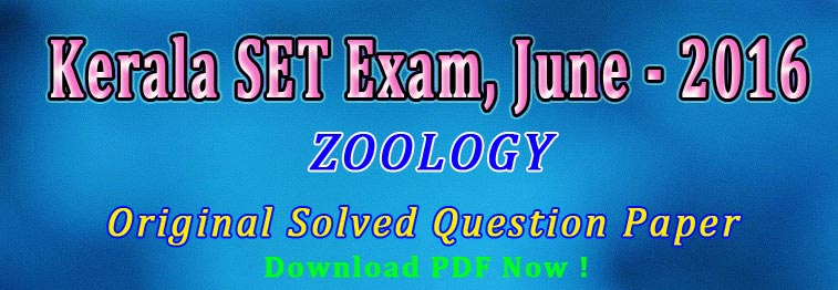 SET Zoology 2016 June