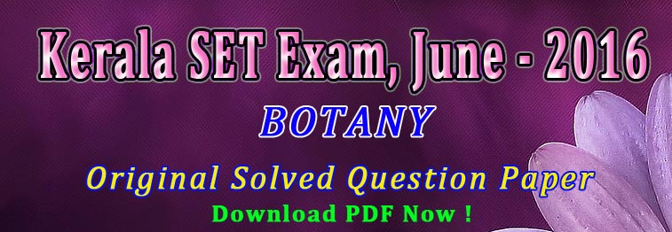 botany kset 2016 june
