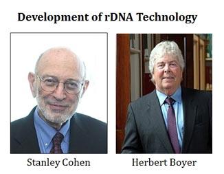 Discovery of Genetic Engeneering