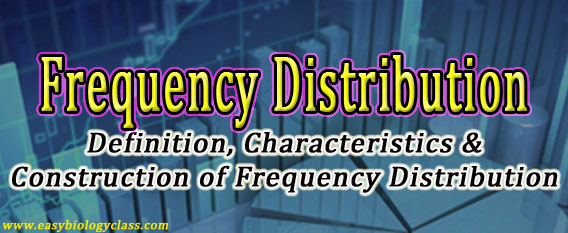 What is Frequency Distribution?