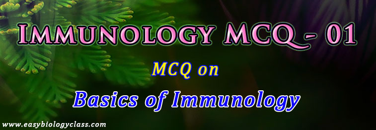 Immunology Quizzes