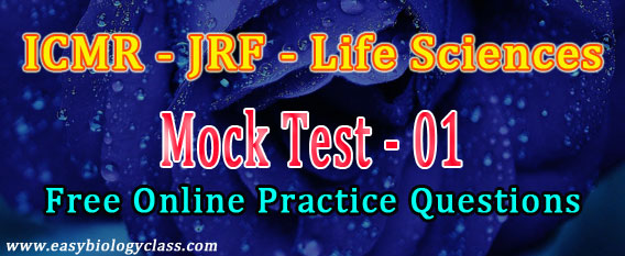ICMR JRF Practice Questions 01