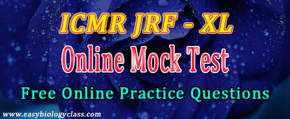 ICMR Life Science JRF Mock Test