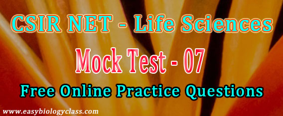 Life Science NET Dec 2017 Question Paper