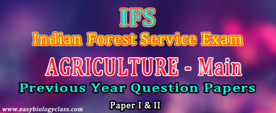 IFS Agriculture Main Papers