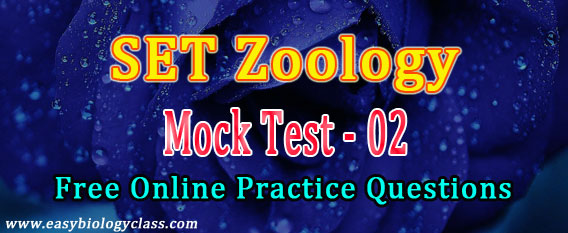 K SET Zoology Mock Test