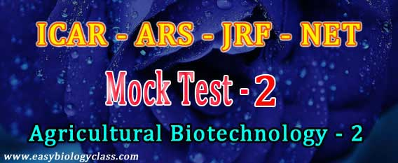 ARS Biotechnology Papers