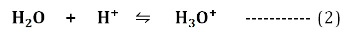 what is hydronium ion