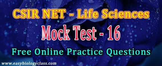 Life Science NET Mock Test