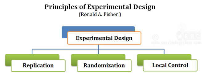 Replication, Randomization Local Control